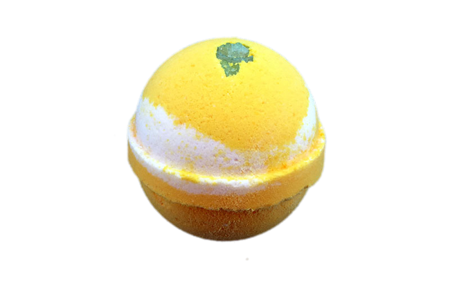 ButterMEssentials Lemongrass Bath Bomb