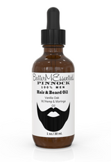 Beard & Hair Oil