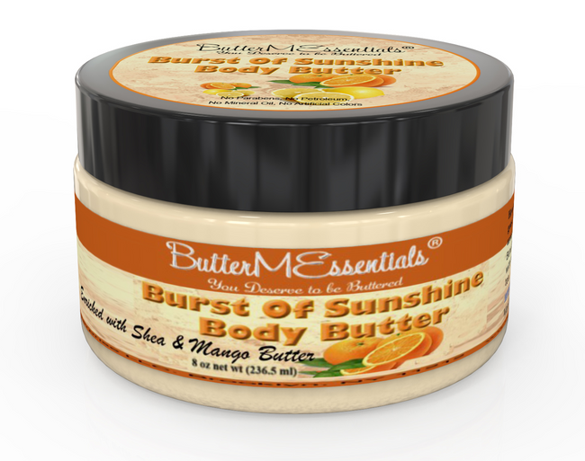 Burst of Sunshine Butter 8oz