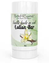 Vanilla Feel So Good Lotion Bar in Tube