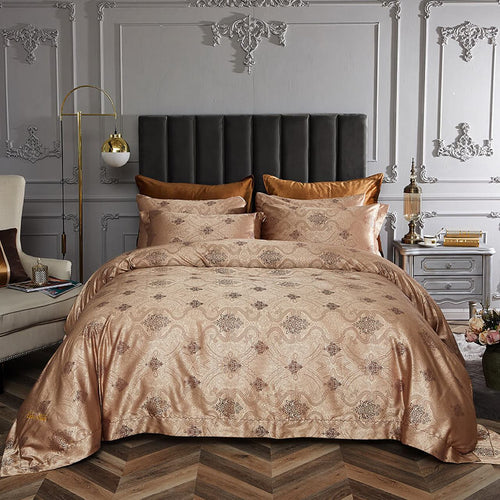 Dolce Mela Los Angeles Luxury Queen & King Duvet Cover Reversible Design Bedroom Bedding Sets - My Bedding Obsession