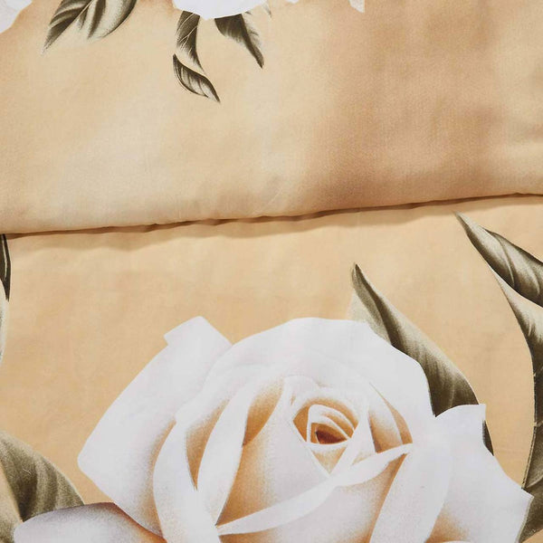 Dolce Mela Zest Microfiber Cotton Luxury King Duvet Cover Reversible Design Bedroom Bedding Set - My Bedding Obsession