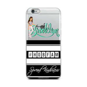 House of Brooklyn - Black iPhone Case, , House of Brooklyn