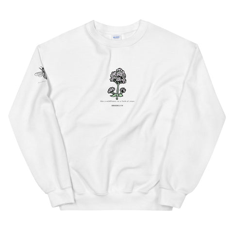 Wildflower Sweatshirt  (BROOKLYN)