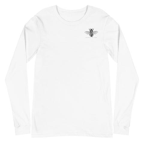 Perfectly Imperfect Unisex Long Sleeve Tee