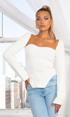 Strong And Stylish Beige Solid Classic Basic Shoulder Pad Muscle Tee Round Scoop Neck Tee Shirt Sleeveless Top