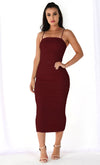 Shine On Satin Black Faux Silk Sleeveless Spaghetti Strap Round Neck Spaghetti Strap Bodycon Mini Dress