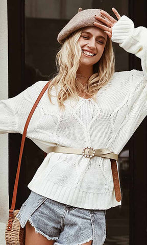 Close To You Vanilla Light Beige Sleeveless Spaghetti Strap Scoop Neck Sweater Chenille Lounge Crop Two Piece Lounge Romper Playsuit