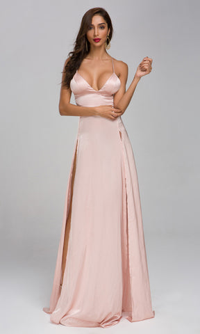 Downtown Nights Strapless Sweetheart Neck Bandeau Flare Leg Pants Two Piece Jumpsuit - 2 Colors Available