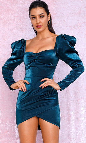 Fine Wine Silver Glitter Metallic Stretch Lurex Sleeveless Bustier V Neck Bodycon Maxi Dress