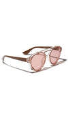 Seeing Things Clearly Oversized Round Sunglasses - 4 Colors Available