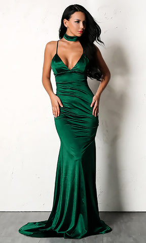A Listed Metallic Strapless Sash Waist Ruched Sweetheart Asymmetrical Hem Tube Mini Dress - 3 Colors Available
