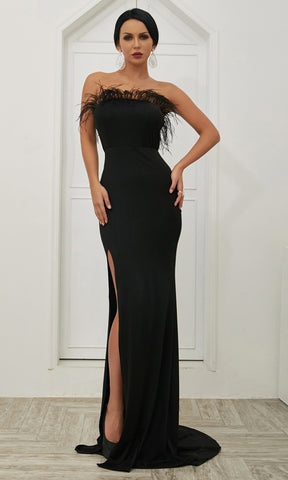 On Deck Black Sleeveless Spaghetti Strap Ribbed Button Front V Neck Bodycon Casual Maxi Dress