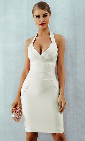 Skip The Line Silver Zig Zag Sequin Sleeveless Spaghetti Strap Square Neck Bodycon Mini Dress