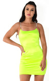 Through The Mist Sheer Mesh Sleeveless Plunge V Neck Backless Halter Brazilian One Piece Swimsuit - 2 Colors Available