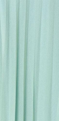 Make An Entrance Mint Green Gold Sleeveless Scoop Neck Pleated Halter Maxi Dress - Sold Out