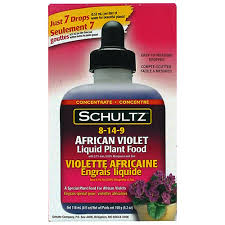 African Violet Fertilizer