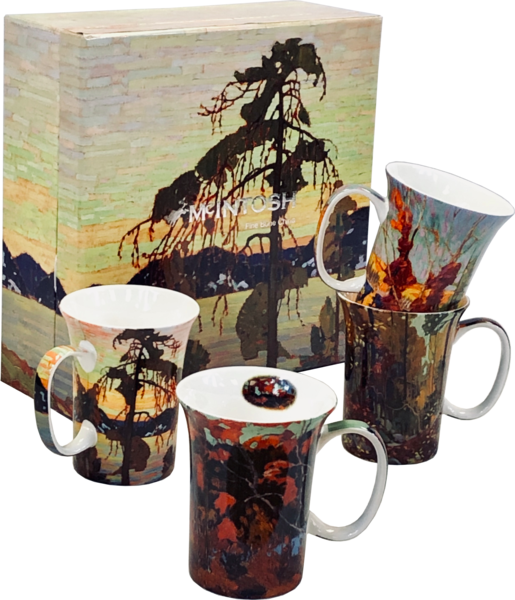 Tom Thomson St/4 Mugs