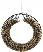 Peanut Wreath