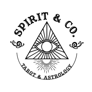 Spirit & Co. - Tarot & Astrology Readings & Metaphysical Mercantile