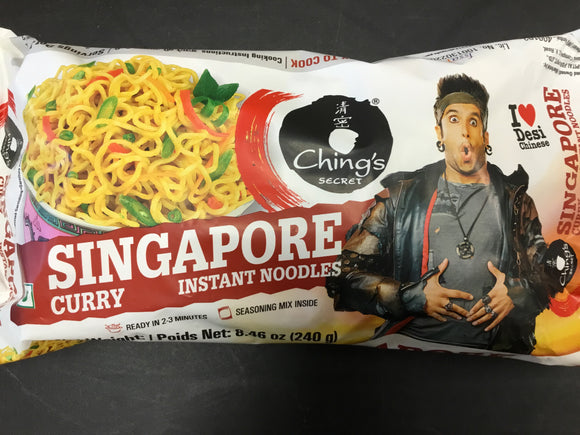 Chings Singapore Curry  - Noodle (VPK) 240g
