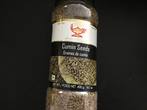 Deep Cumin Seeds 14oz (Plastic Bottle)