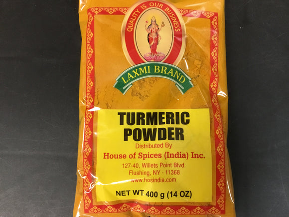 LAXMI  TURMERIC POWDER  400 GM