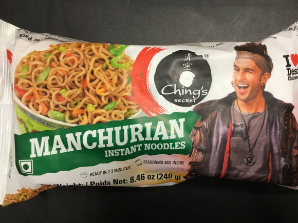 Chings Manchurian - Noodles (VPK) 240g