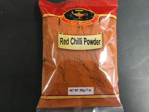 Deep Red Chilli Powder 7oz