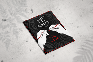 Zine - Te Aho (the line)