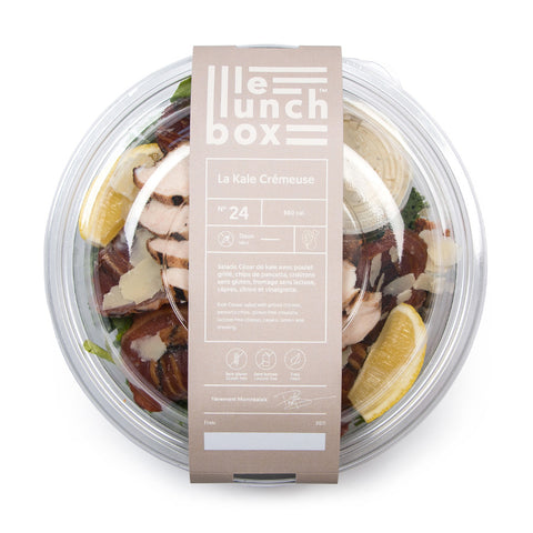 LE LUNCH BOX WEBSITE ECOMMERCE KALE CRÉMEUSE SALADE CÉSAR MONOLITH