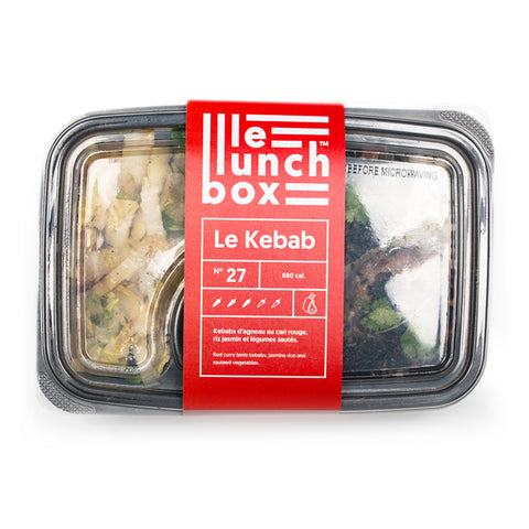 LE LUNCH BOX WEBSITE ECOMMERCE LE KEBAB KEBABS D'AGNEAU MONOLITH