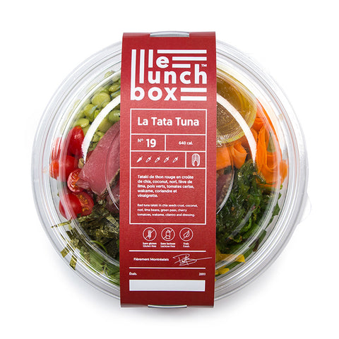 LE LUNCH BOX WEBSITE ECOMMERCE TATA TUNA MONOLITH