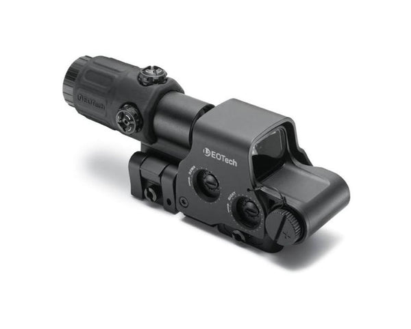 Eotech Holographic Hybrid Sight with Magnifier
