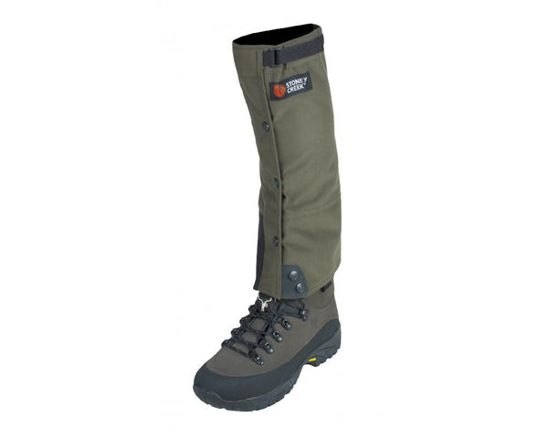 Stoney Creek Long Gaiters: Bayleaf