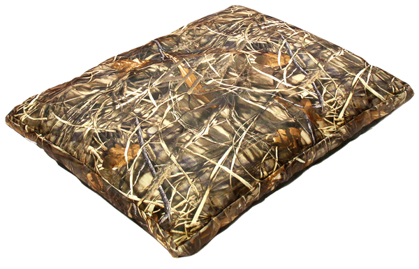 Camo Dog Bed 1000mm X 750mm