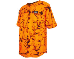 Stoney Creek, Bushman Tee - Blaze Orange