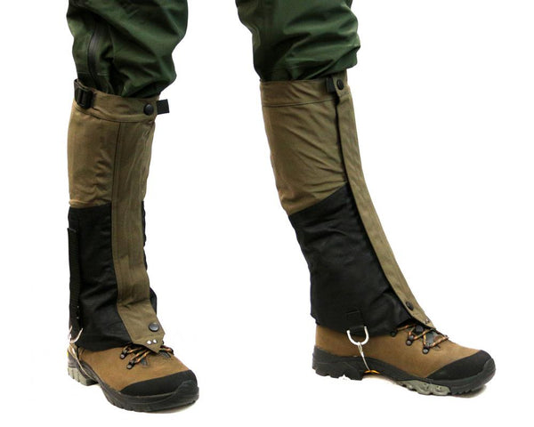 Manitoba Gaiters - Seam Sealed