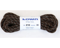 Lowa Trekking Laces Brown/grey 210 cm