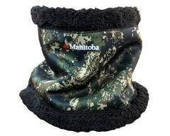Manitoba Fleece Neck Gaiter
