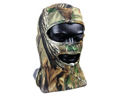 Forest Camo Full Stretch Fit Mask