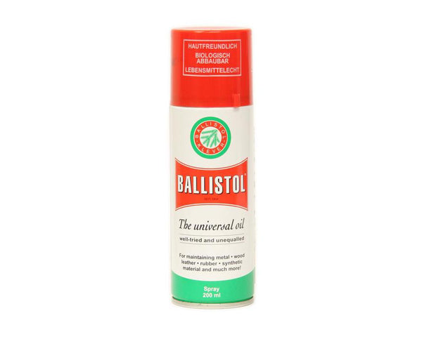 Ballistol Cleaning Oil Aerosol 200ML