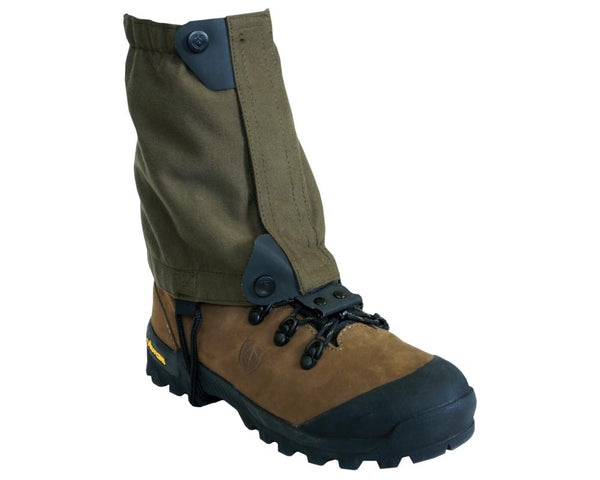 Stoney Creek Tricord Short Gaiters: Bayleaf