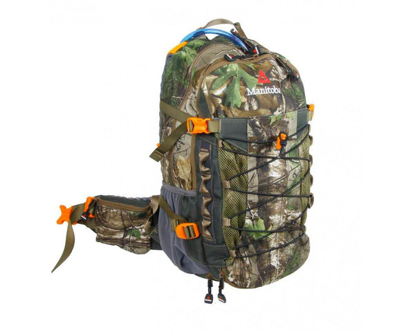 Manitoba 25L Pack Adventure Camo