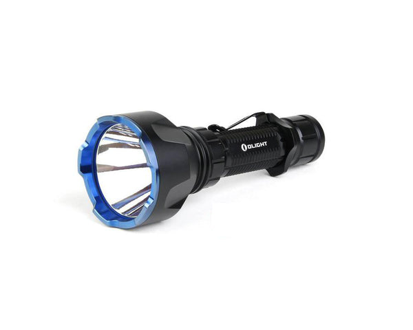 Olight Warrior X Turbo Extreme Distance Tactical Torch: 1100 Lumens