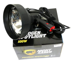 Night Saber Handheld 175mm Halogen 100w Spotlight