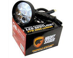 Night Saber Spotlight Hand Held 120mm LED - 3000 Lumens
