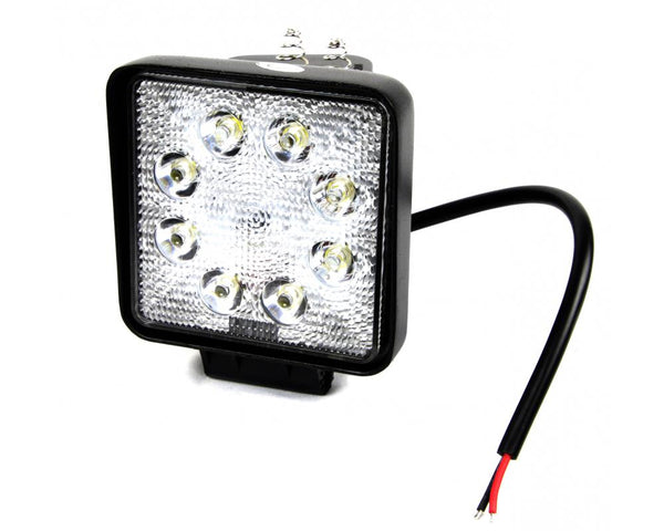 Night Saber 24W 1800 Lumen LED Vehicle-Mount Spotlight