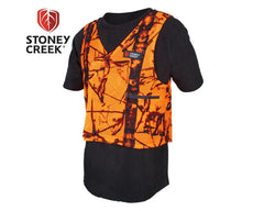 Stoney Creek Airmesh Vest Blaze *Choose Size*