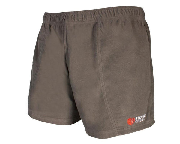 Stoney Creek Microtough Shorts: Mocca